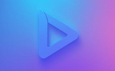 Strahlendes Lichtstrahl Logo Reveal