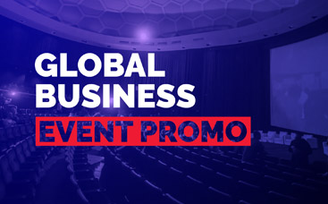Global Business Event Promo