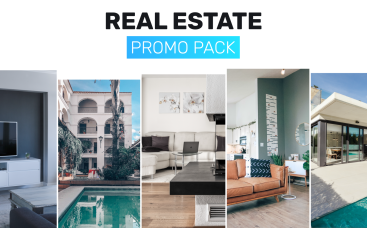 Real Estate Promo Pack