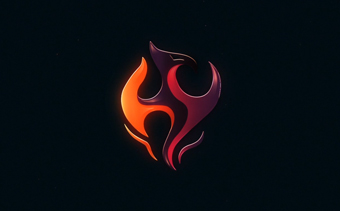 Fire Alchemy Logo Reveal
