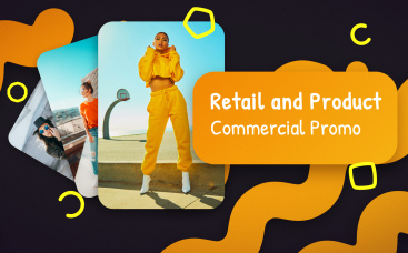 Retail and Product Commercial Promo