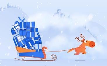 Christmas Deer Opener