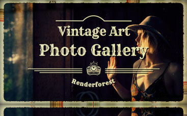 Vintage Art Photo Gallery