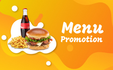Menu Promotion