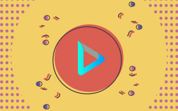 2D Bounce Logo Animation