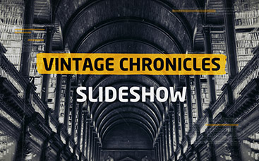 Vintage Chronicles Slideshow
