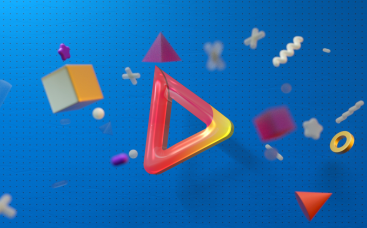 Geometric Fun Logo