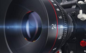 3D Camera Logo Reveal