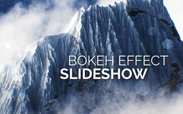 Bokeh Effect Slideshow