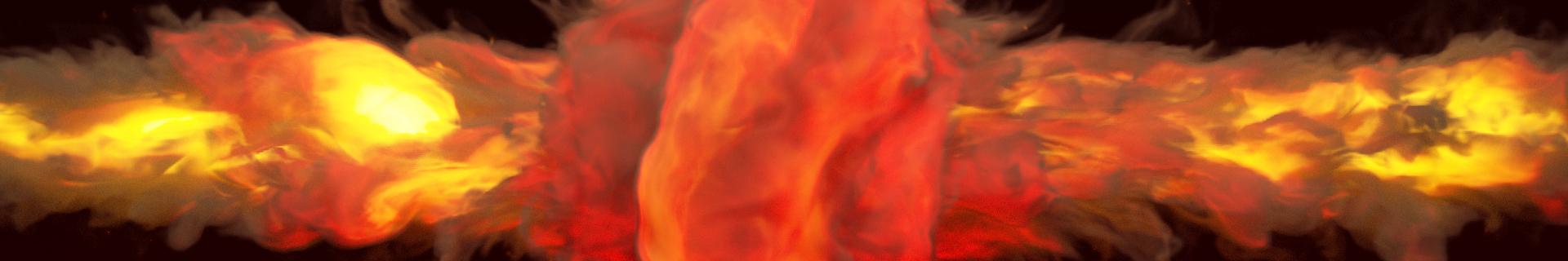 Flame Burst Logo