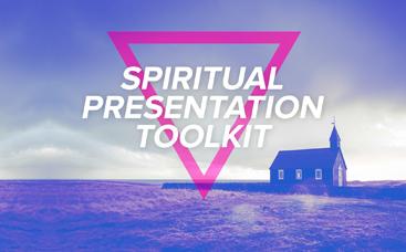 Kit Ferramentas Apresentação Espiritual