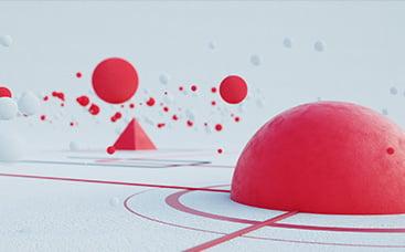 Logotipo Revelador Realidade Geométrica