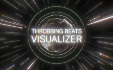 Throbbing Beats Visualizer