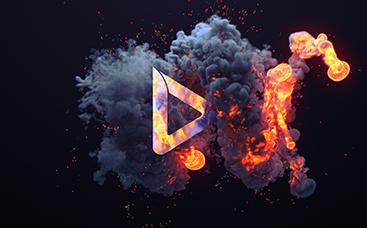 كشف الشعار بدوامة النيران
