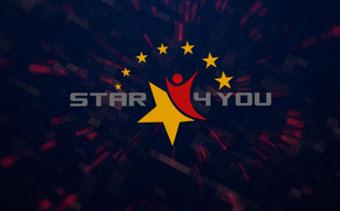 Futuristic HUD Logo Reveal