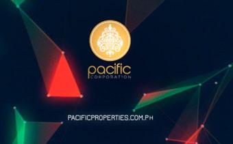 Logotipo Polígono Colorido
