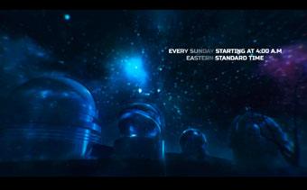 Sci-Fi Space Trailer