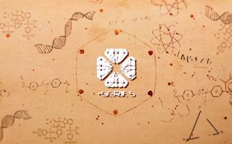 Logo Revelador Desenho Ciência