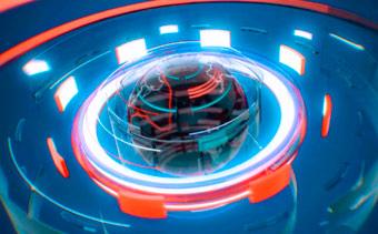 3D Broadcast Globus
