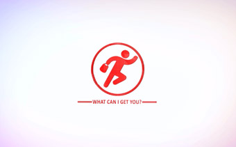 Shattering Logo Animation