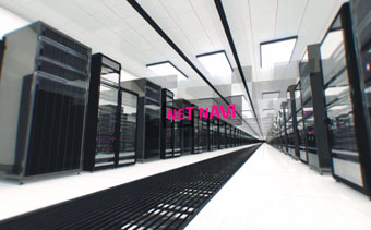 Data Center Typography