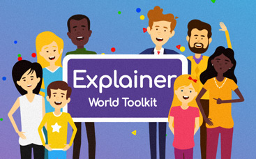 Explainer World Toolkit