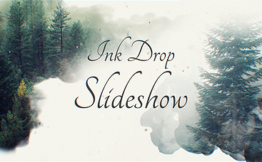 Ink Drop Slideshow