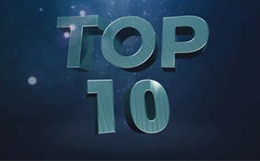 Top 10 Broadcast Package