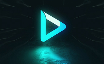 Dark Power Logo Reveal