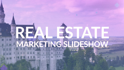 Real Estate Marketing Slideshow