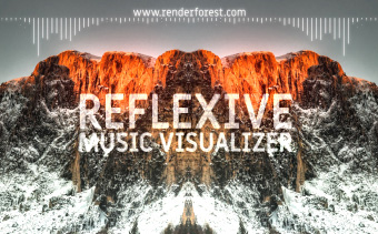 Reflexive Music Visualizer