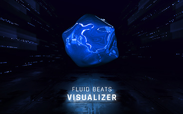 Fluid Beats Visualizer