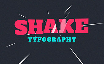 Shaky Typography Toolkit