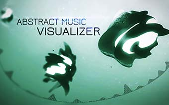 Abstract Music Visualizer