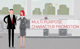 Multi Purpose Character Promotion