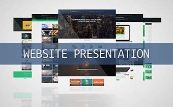 website presentation flexible duration up to 3 min en