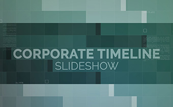 Corporate Timeline Slideshow