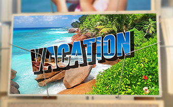 Vacation Slideshow
