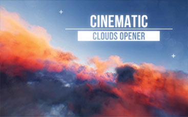 Cinematic Clouds Opener