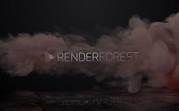 Animation de logo - Flamme de la torche
