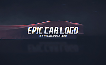 Epic Car Logo Reveal