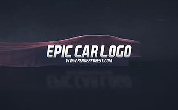 Epic Car Logo Reveal