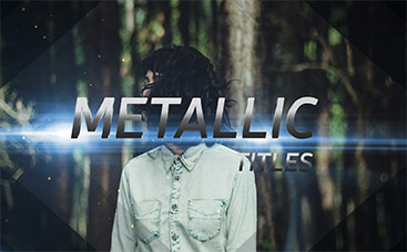 Metallic Titles
