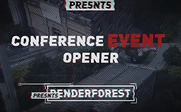 Conference Event Opener