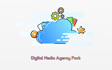 Digital Media Agency Pack