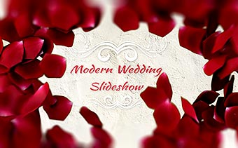 Modern Wedding Slideshow