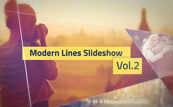 Modern Lines Slideshow Vol.2
