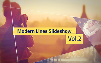 Modern Lines Slideshow Vol.2