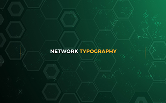 Network Typography