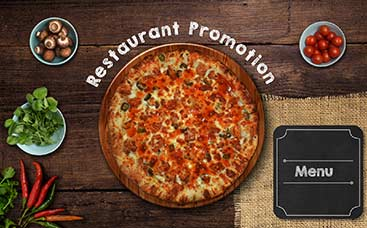 Restaurant Menu Promotion
